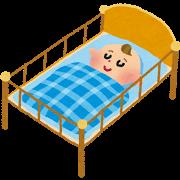 akachan_bed